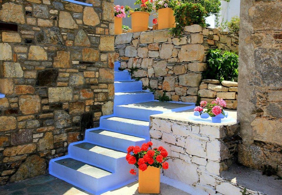 Alonissos island Steps Greek Islands