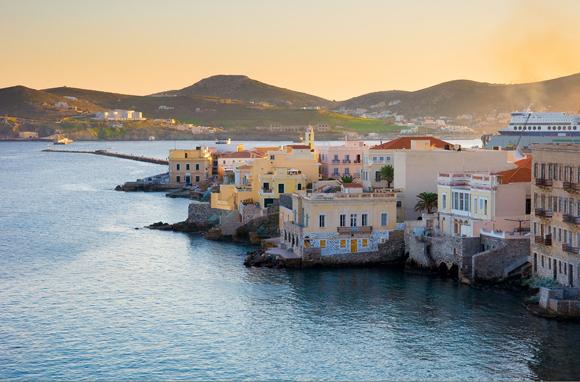 Ermoupolis Greek Isles